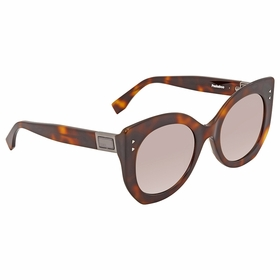 Fendi FF 0265/S 086/NQ 52 Peekaboo Ladies  Sunglasses