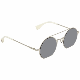 Fendi FF 0291/S 010/DC 48 Eyeline Ladies  Sunglasses