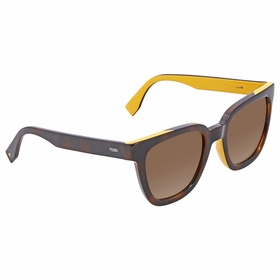 Fendi FF0121/S 0MFR 51  Ladies  Sunglasses