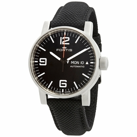 Fortis 623.10.18.LP.10 Spacematic Mens Automatic Watch