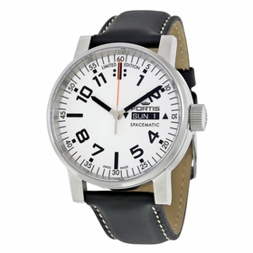 Fortis 623.10.42 L01 Spacematic Classic Mens Automatic Watch