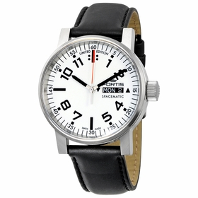Fortis 623.10.71.L10 Spacematic Mens Automatic Watch