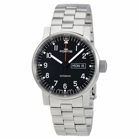 Fortis 623.10.71 Mg Spacematic Pilot Mens Automatic Watch