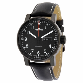 Fortis 623.18.71 L01 Spacematic Mens Automatic Watch