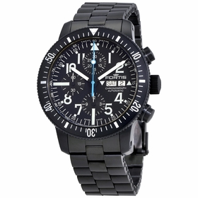 Fortis 638.18.41M Aquatis Diver Mens Chronograph Automatic Watch