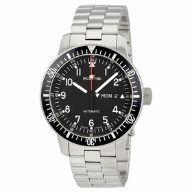 Fortis 647.10.11 Mg Cosmonauts Mens Automatic Watch