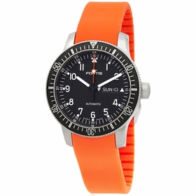 Fortis 647.10.11 SI 20 Official Cosmonauts Mens Automatic Watch