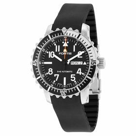 Fortis 670.17.41 K Aquatis Marinemaster Mens Automatic Watch