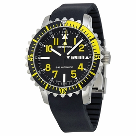 Fortis 670.24.14 K Marinemaster Mens Chronograph Automatic Watch