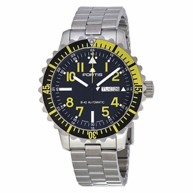 Fortis 670.24.14 M Marinemaster Mens Automatic Watch