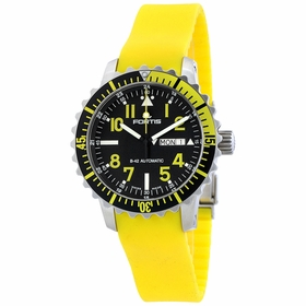 Fortis 670.24.14 Si.04 Marinemaster Mens Automatic Watch