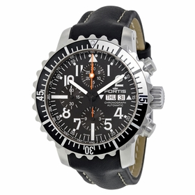 Fortis 671.17.41 L01 Marinemaster Mens Chronograph Automatic Watch