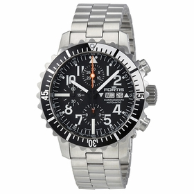 Fortis 671.17.41 Mg Marinemaster Mens Chronograph Automatic Watch