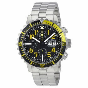 Fortis 671.24.14 Mg Marinemaster Mens Chronograph Automatic Watch