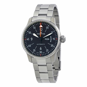 Fortis 704.21.19 M Cosmonautis Cockpit Two Mens Automatic Watch