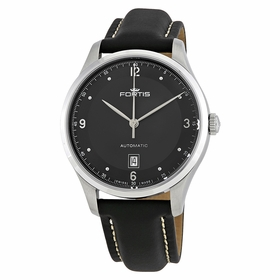 Fortis 903.21.11 L01 Tycoon Date A.M Mens Automatic Watch