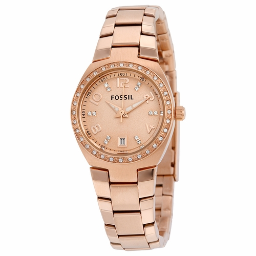 Fossil AM4508 Colleague Ladies Quartz Watch