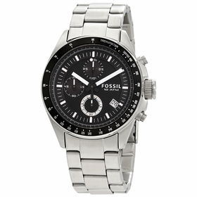 Fossil CH2600IE Decker Mens Chronograph Quartz Watch