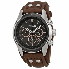 Fossil CH2891 Coachman Mens Chronograph Quartz Watch