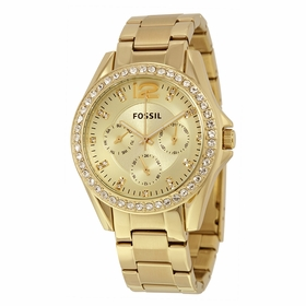 Fossil ES3203 Riley Ladies Quartz Watch