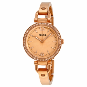 Fossil ES3226 Georgia Glitz Ladies Quartz Watch