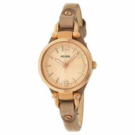 Fossil ES3262 Georgia Ladies Quartz Watch