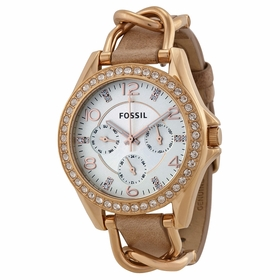 Fossil ES3466 Riley Ladies Quartz Watch
