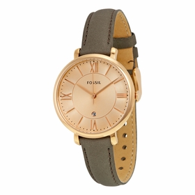 Fossil ES3707 Jacqueline Ladies Quartz Watch