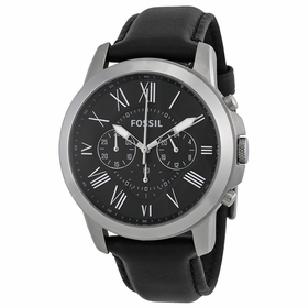 Fossil FS4812 Grant Mens Chronograph Quartz Watch