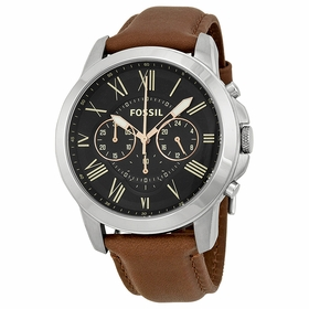 Fossil FS4813 Grant Mens Chronograph Quartz Watch