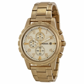 Fossil FS4867 Dean Mens Chronograph Quartz Watch
