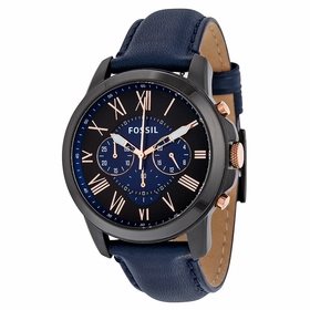 Fossil FS5061 Grant Mens Chronograph Quartz Watch