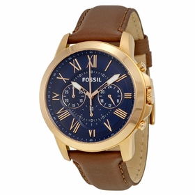 Fossil FS5068 Grant Mens Chronograph Quartz Watch