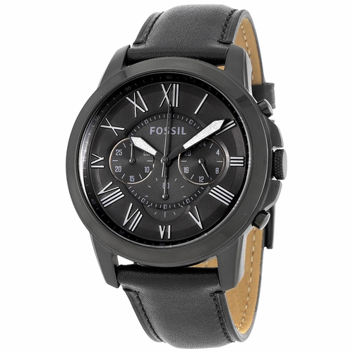 Fossil FS5132 Grant Mens Chronograph Quartz Watch