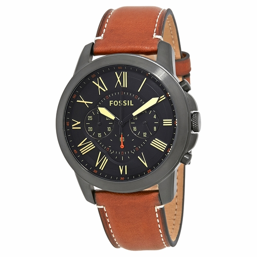 Fossil FS5241 Grant Mens Chronograph Quartz Watch