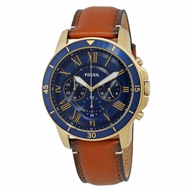 Fossil FS5268 Grant Mens Chronograph Quartz Watch