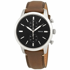 Fossil FS5280 Townsman Mens Chronograph Quartz Watch