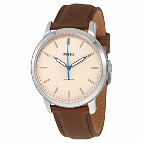 Fossil FS5306 Minimalist Mens Quartz Watch