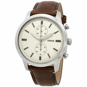 Fossil FS5350 Townsman Mens Chronograph Quartz Watch