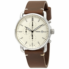 Fossil FS5402 Commuter Mens Chronograph Quartz Watch