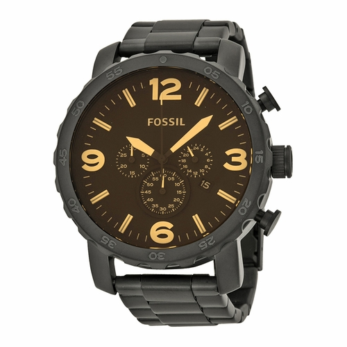 Fossil JR1356 Nate Mens Chronograph Quartz Watch