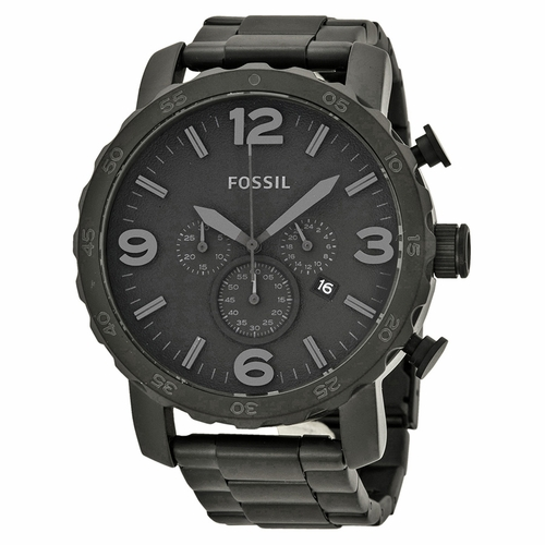 Fossil JR1401 Nate Mens Chronograph Quartz Watch