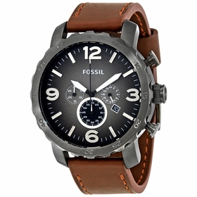 Fossil JR1424 Nate Mens Chronograph Quartz Watch
