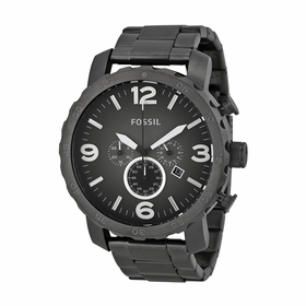 Fossil JR1437 Nate Mens Chronograph Quartz Watch