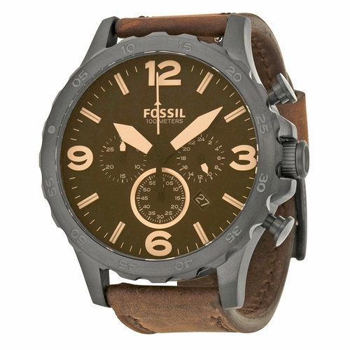 Fossil JR1487 Nate Mens Chronograph Quartz Watch
