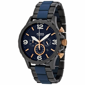 Fossil JR1494 Nate Mens Chronograph Quartz Watch