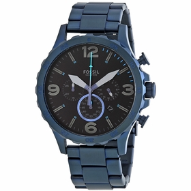 Fossil JR1530 Nate Mens Chronograph Quartz Watch