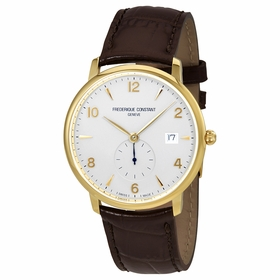 Frederique Constant FC-245VA5S5 Slimline Mens Quartz Watch