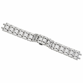 Generic 5 Row Stainless Steel 21 MM Replacement Bracelet