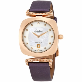 Glashutte 1-03-01-08-05-34 Pavonina Ladies Quartz Watch